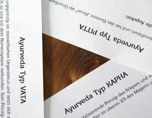 Ayuverda Vata und Pitta