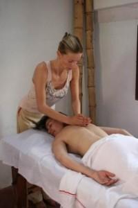 Ayurvedische Massage von Elke Liebener